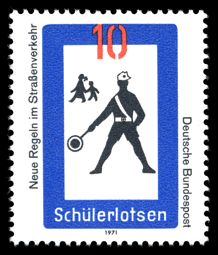 schuelerlotsen_wikipedia_Stamps_of_Germany_BRD_1971_MiNr_665