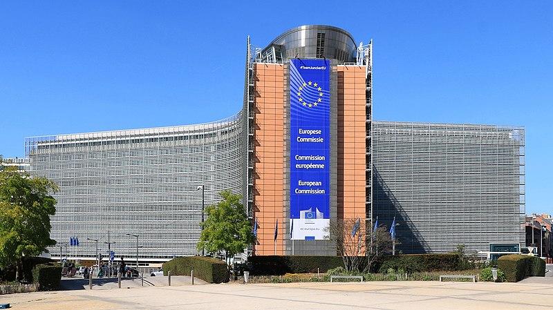 Europäische Kommission - Quelle: Wikipedia - Autor: EmDee - Lizenz CC BY-SA 4.0