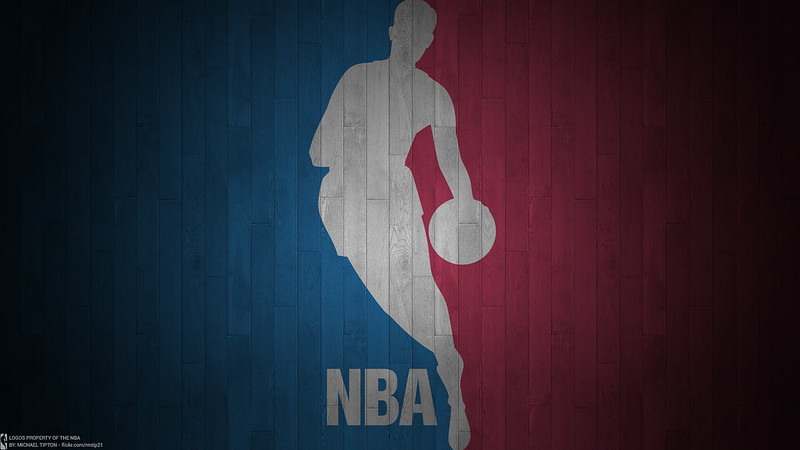 NBA Logo - Quelle: Flickr - Autor: Michael Tripton