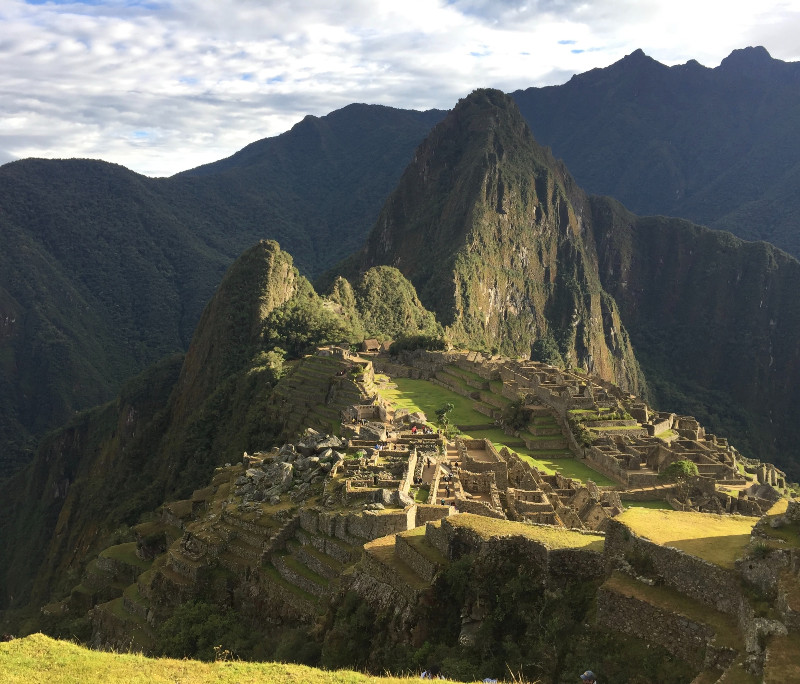 Machu Picchu - Karson, unsplash